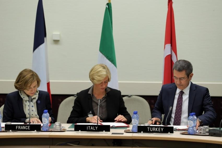 3 ülke işbirliğine vardı: Aralarında Türkiye de var