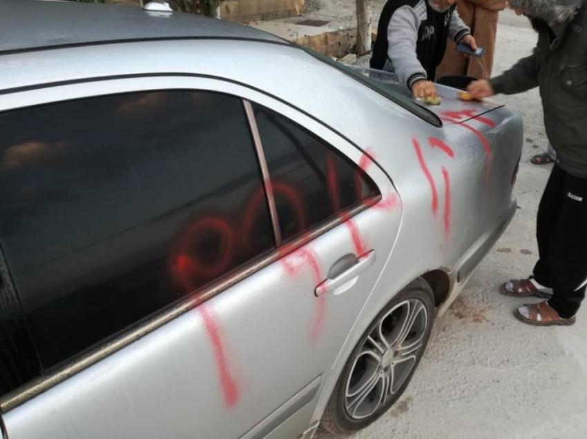 İsrailli yerleşimcilerin ırkçı saldırıları devam ediyor