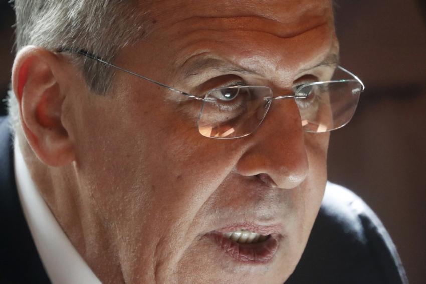 """Lavrov: """"Türkiye ve Rusya İdlib konusunda anlaştı"""""""