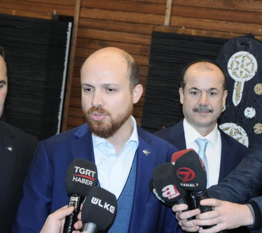 """Bilal Erdoğan """"algı operasyonları""""na dikkat çekti"""