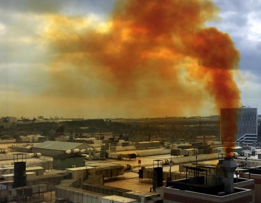 Kuyumcukent'teki bu görüntü tepki topladı