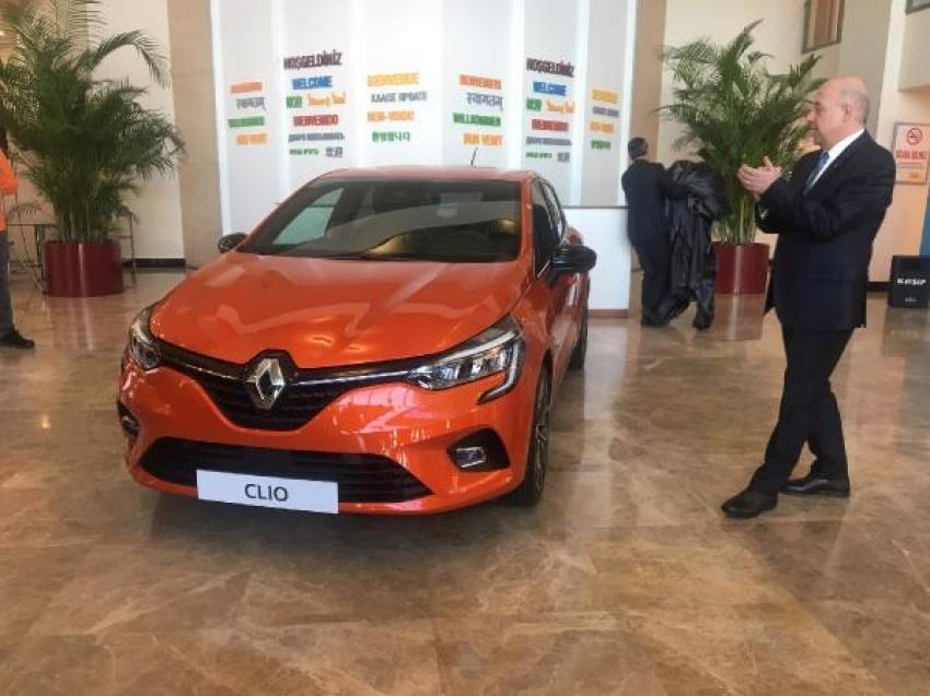 Yeni Renault Clio 5, Bursa'da tanıtıldı