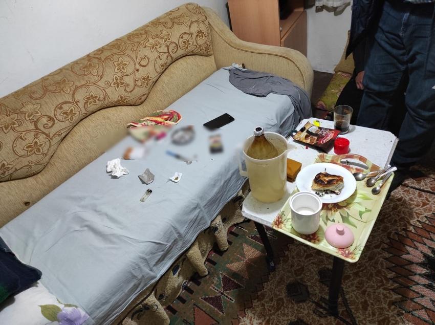 Uyuşturucu partisine polis baskını