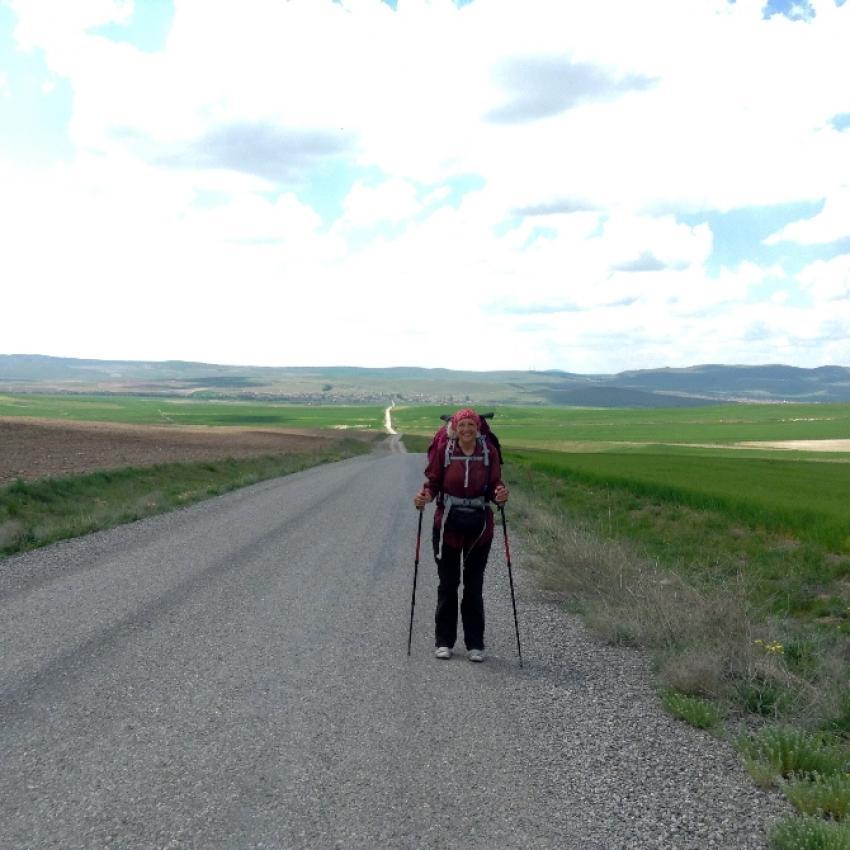 Yürüyerek bin kilometre kat ettiler