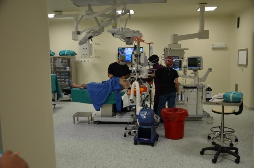 Beyin ölümü gerçekleşen yaşlı adam 3 ilde organ bekleyenlere müjde oldu
