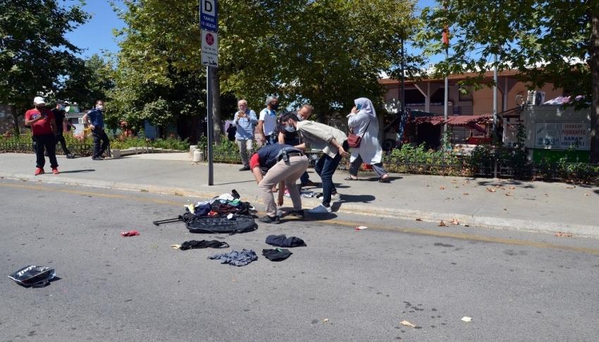 Yalova'da bomba paniği fünye ile son buldu