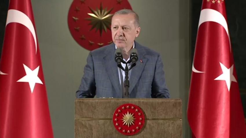 Erdoğan'dan 'gençlik' vurgusu