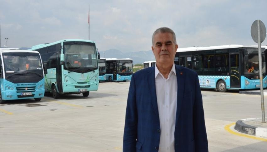 Halk otobüslerine bakanlıktan aylık bin TL'lik destek