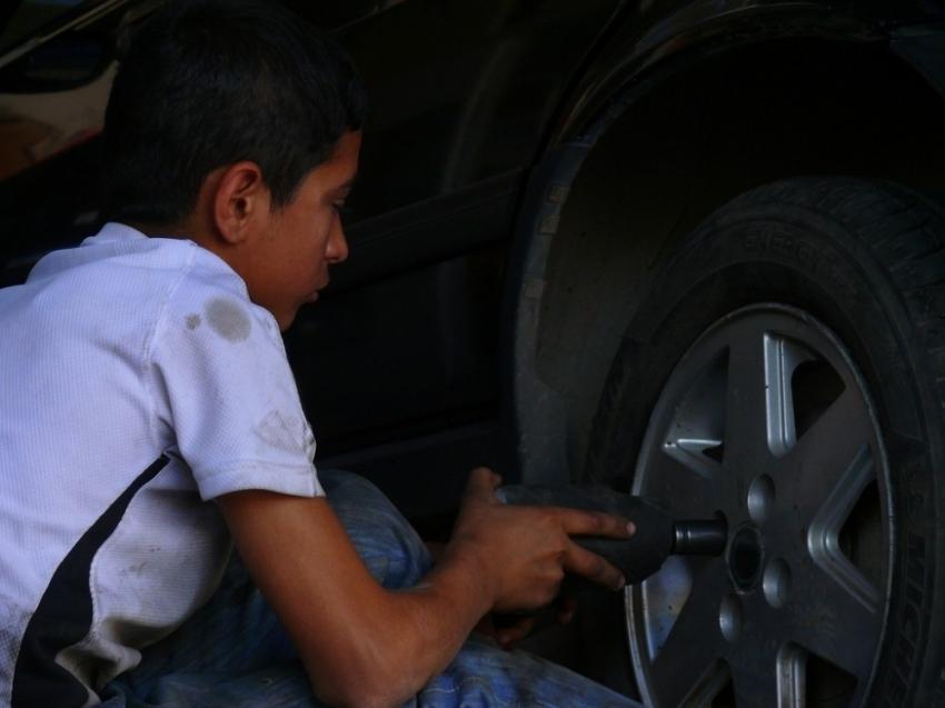 """2018 """"Çocuk İşçiliği ile Mücadele Yılı"""" ilan edildi"""