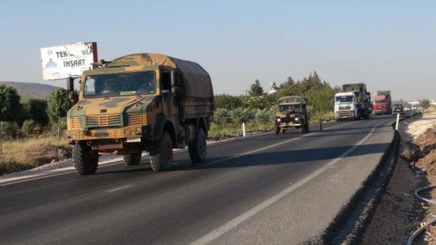 Suriye sınırında alarm! Füzeler yolda...