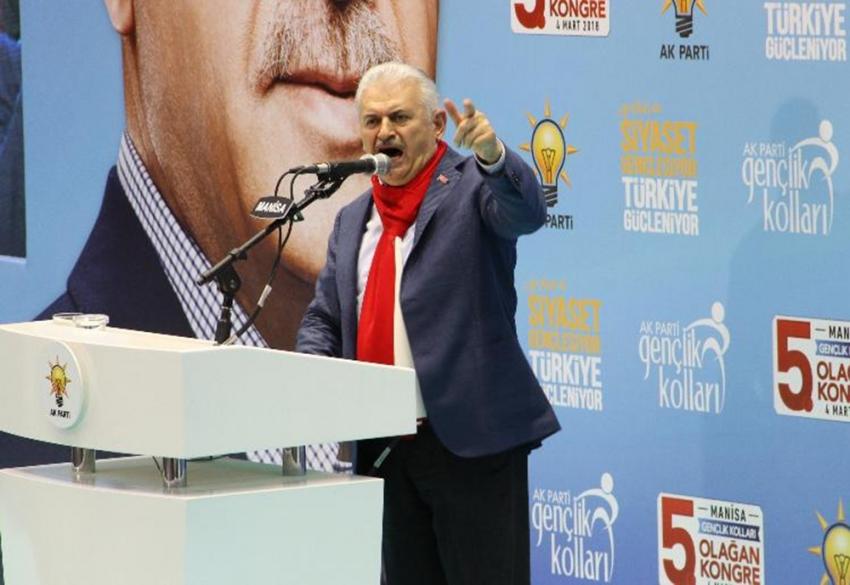 Yıldırım'dan CHP'ye cumhur ittifakı cevabı