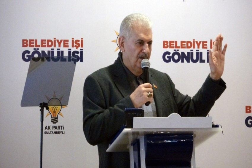 """""""İstanbul'u ayağa kaldıran Erdoğan"""""""