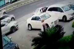 Cadde ortasında korkunç infaz