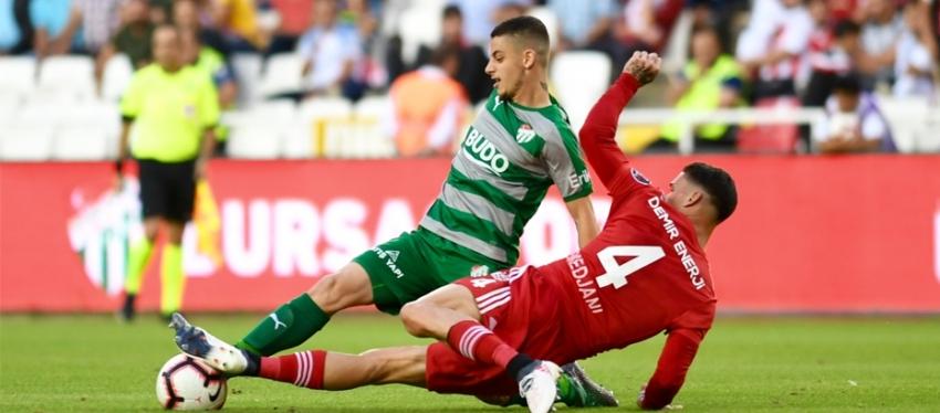 20. Cumhuriyet Kupası: Sivasspor - Bursaspor