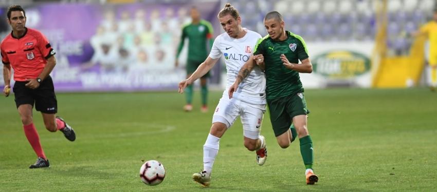 Bursaspor 0-1 Balıkesirspor