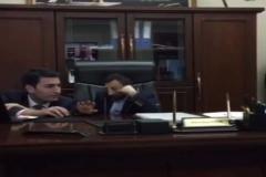 Çalışma ve Sosyal Güvenlik Bakanı özel kalemi Mehmet'e Köksal Baba'dan