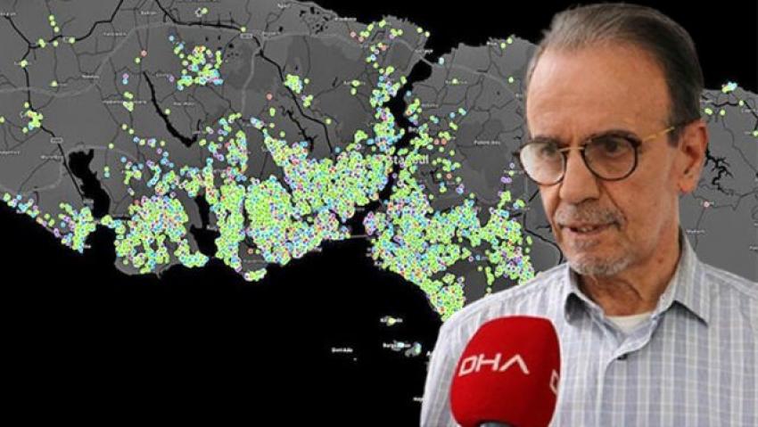 İstanbul'da her 100 kişiden 1'i virüs taşıyor