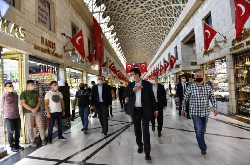 Osmangazi Belediye Başkanı Dündar'dan yoğunluk eleştirilerine sert tepki