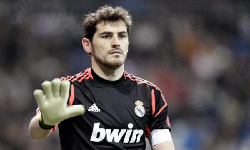 İker Casillas Porto'da!