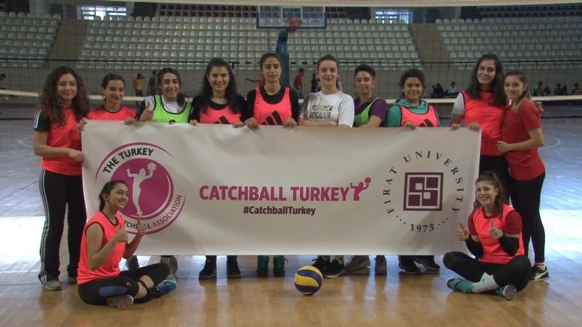 Türkiye'de ilk defa kuruldu: Catchball takımı