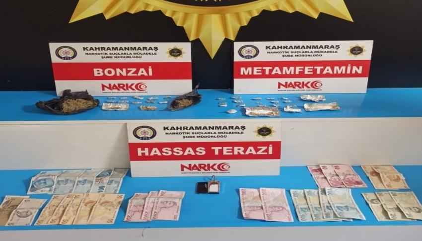 Uyuşturucuya 4 tutuklama