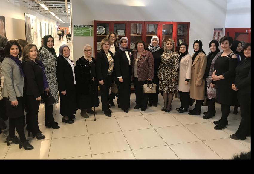 Bursa'da 'Kentsel' konseyde 'Kadınlar' ses verdi!