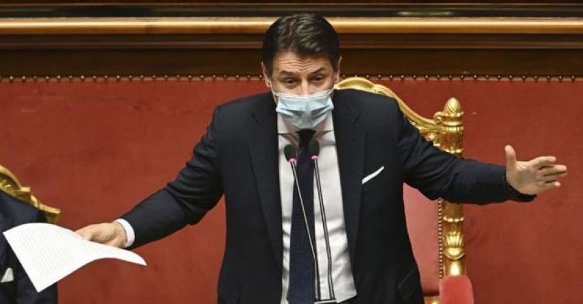 İtalya'da hükümet düştü