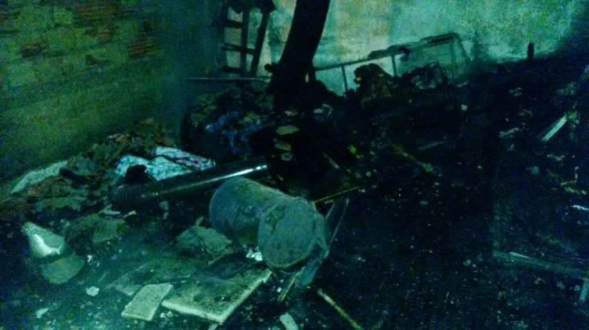 Denizli'de ev yangınları: 2 ölü