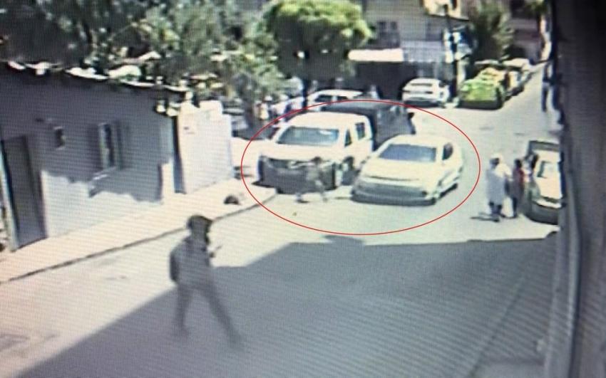 Şişli'de kadın sürücü küçük kıza çarptı