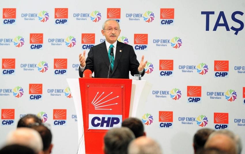 """Kılıçdaroğlu: """"Sıradan bir özürle geçiştirilemez"""""""
