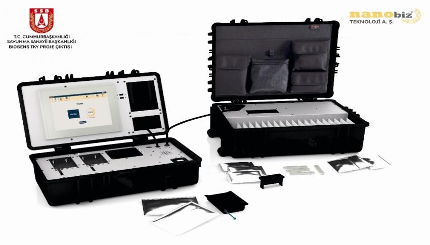 """Covid-19 için """"yerli ve milli"""" test kitleri ve cihazı geliştiriliyor"""