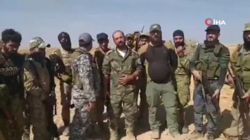 Suriye Milli Ordusu 5 köyü daha terörden temizledi