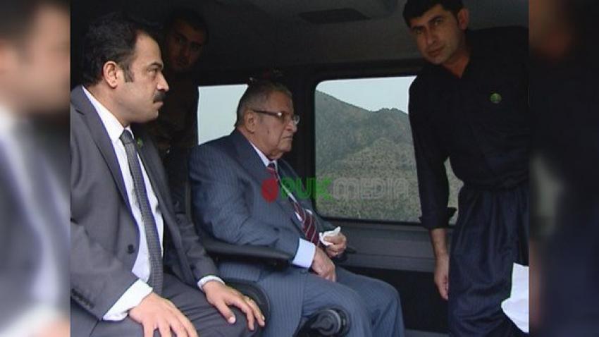 Öldü sanılan Kürt lider ortaya çıktı!