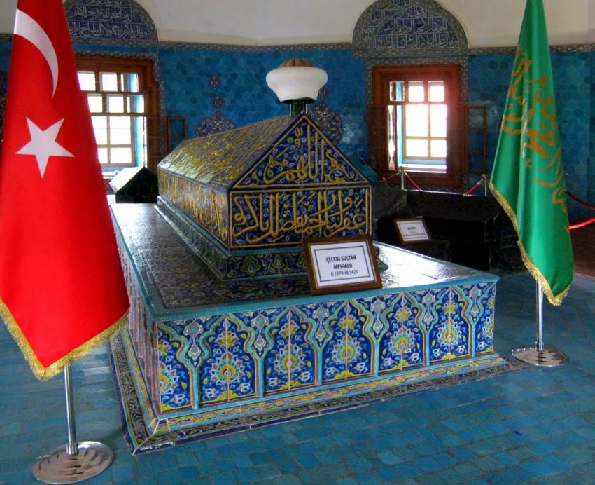 Bursa'da  yatan padişahlar