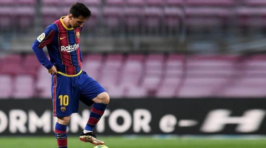 Barcelona'nın ligde şampiyon olma şansı kalmadı