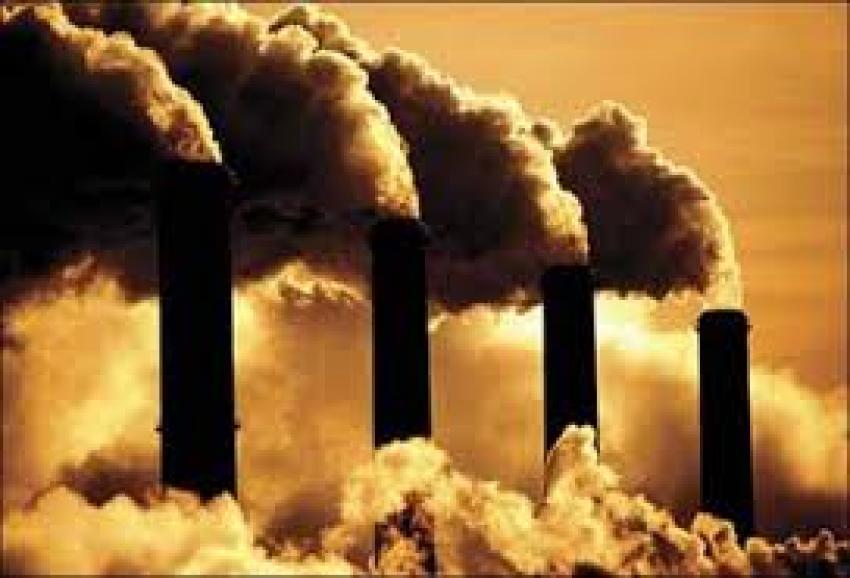 Çevreyi kirleten fabrikaya 2 milyon lira ceza!