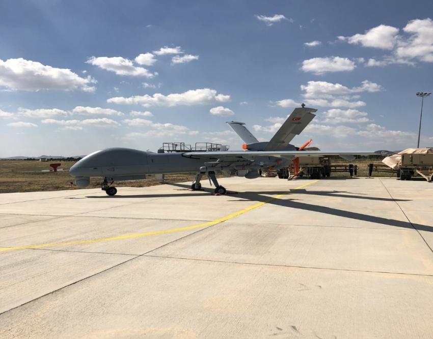 Silahlı insansız hava araçlarına bir kabiliyet daha