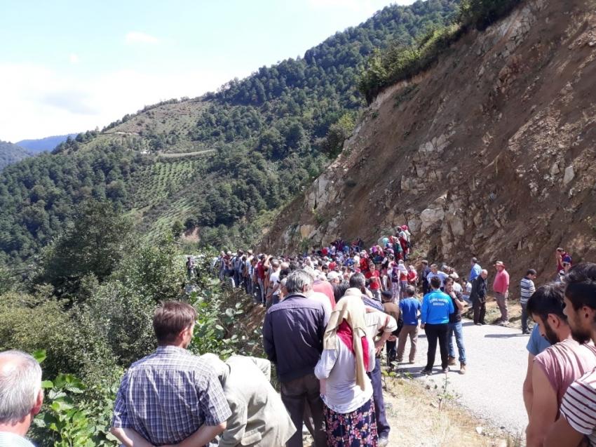 Giresun'da trafik kazası: 5 ölü, 8 yaralı