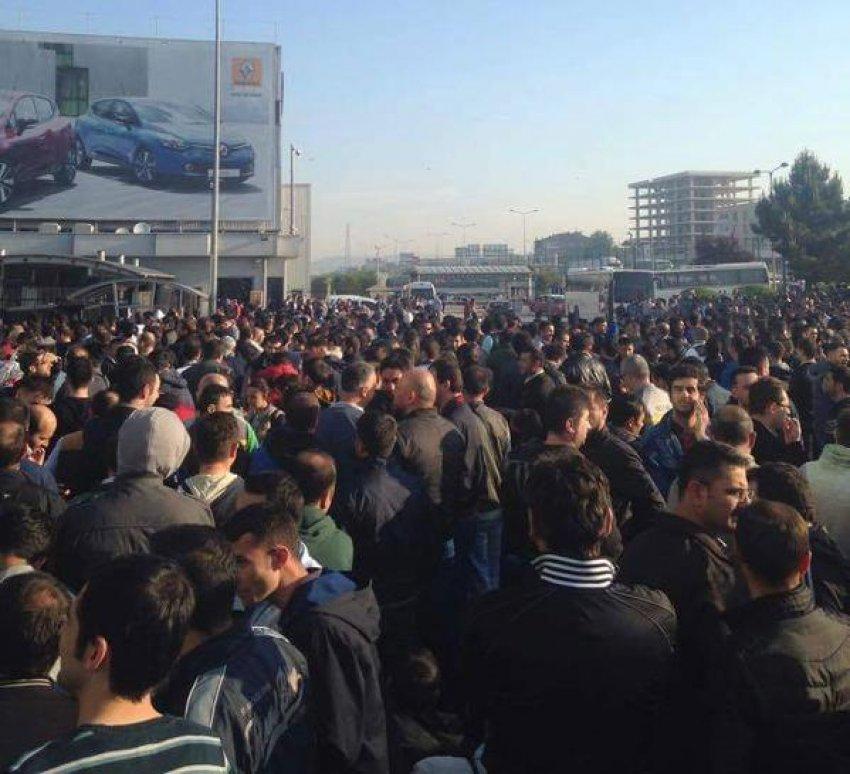 Bursa'da direniş zamanı