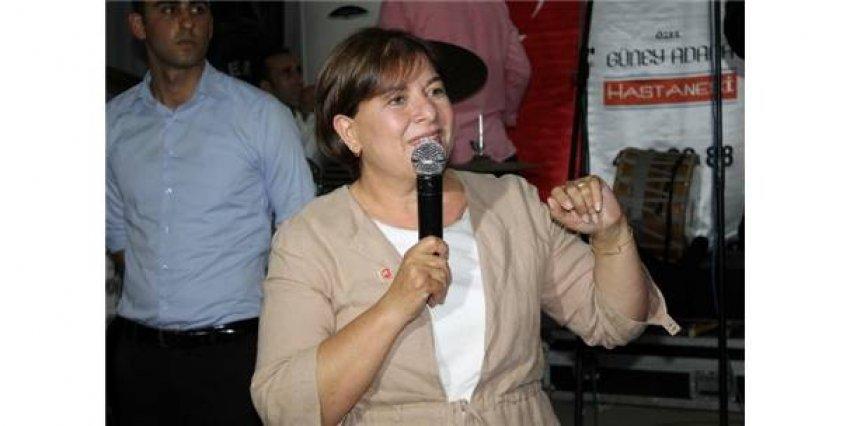 CHP 1'inci sıra milletvekili adayı vuruldu