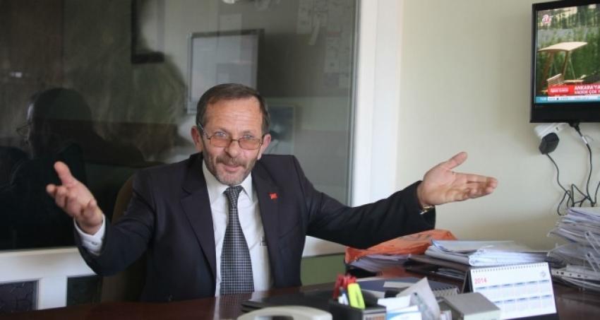 Cinayet zanlısı CHP İlçe Başkanı ve oğlu tutuklandı
