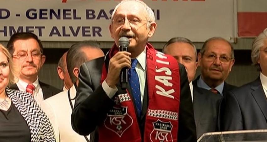 Kemal Kılıçdaroğlu:'Kimse ötekileştirilmemeli'