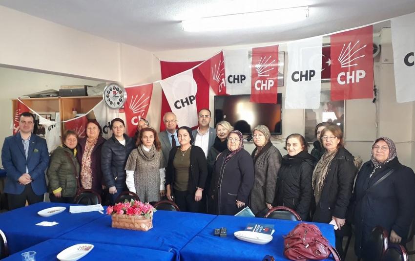 CHP Bursa İl Başkan Adayı Özkan;'Dağ ilçeleri Bursa'nın bir parçası'