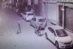 Cinayetle sonuçlanan kavga kamerada