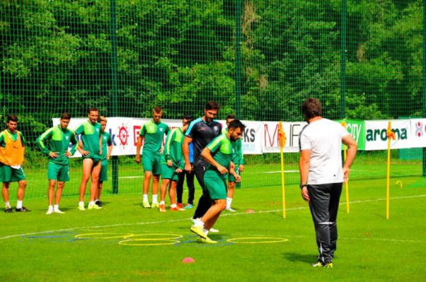 Bursaspor kamp günlüğü (25 Temmuz)