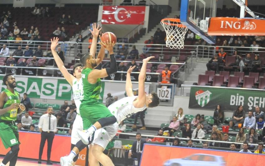 Bursaspor 88-78 Teksüt Bandırma
