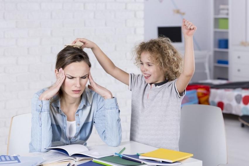 Çocuklarınız bu hareketleri yapıyorsa dikkat!