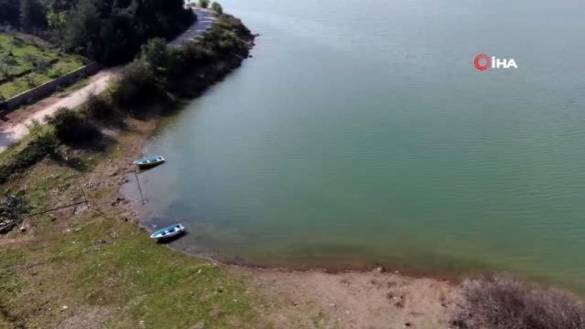 Bursa'da çöl gitti göl geldi