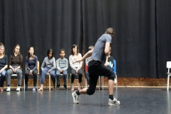 Contemporary Dance Workshop by Seppe Baeyens