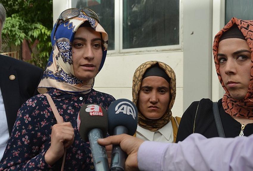 Davutoğlu'ndan Özekinci'ye geçmiş olsun telefonu